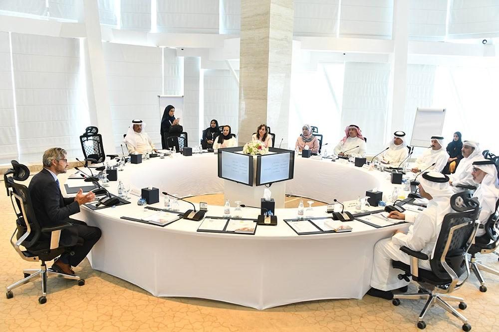 نخبة من المسؤولين يشاركون في النسخة الرابعة من الطاولة المستديرة التي نظمها (بيبا)
