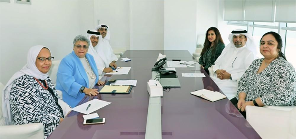 المجلس الأعلى للبيئة يعقد الاجتماع التنسيقي مع المؤسسة الوطنية لحقوق الأنسان