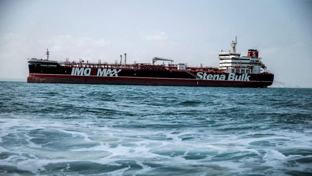 مالك السفينة البريطانية المحتجزة: 7 بحّارة غادروا إيران