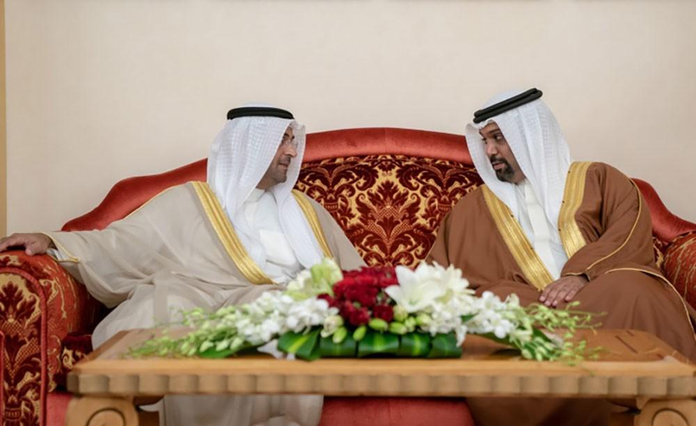 وزير المالية يستقبل وزراء مالية الإمارات والكويت