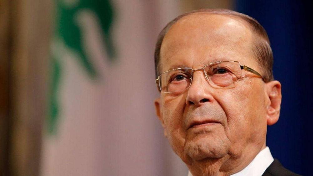 عون: إسرائيل ستتحمل نتائج أي هجوم على لبنان