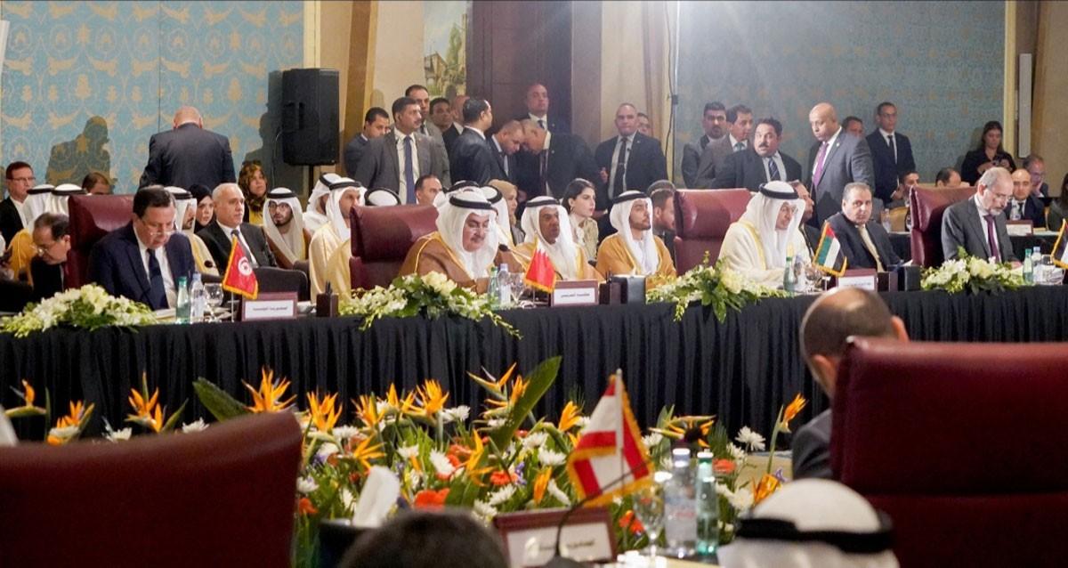 وزير الخارجية يشارك في اجتماع مجلس جامعة الدول العربية