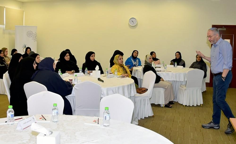 """""""الأعلى للمرأة"""" يواصل تنفيذ فعالياته ضمن برنامج الارشاد الوطني"""