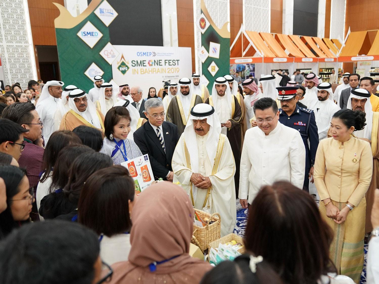 سمو رئيس الوزراء يؤكد على اهمية المشروعات الصغيرة والمتوسطة في دعم الجهود الحكومية