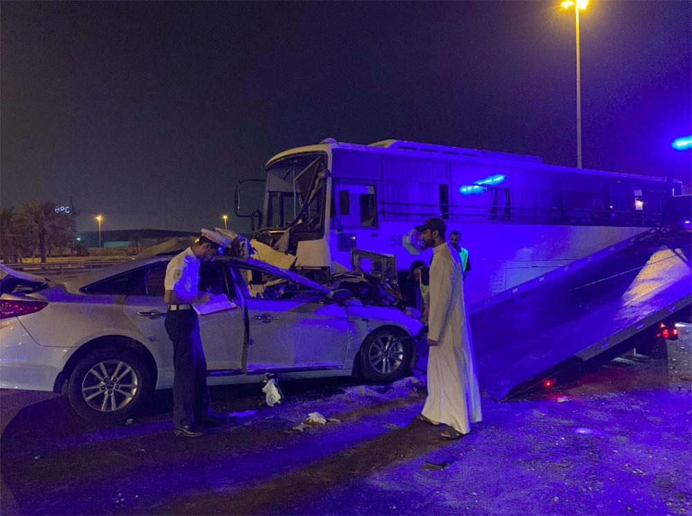 """السجن 3 سنوات و الإبعاد ضد """"مخمور"""" تسبب بوفاة مواطن بحادث مروري"""