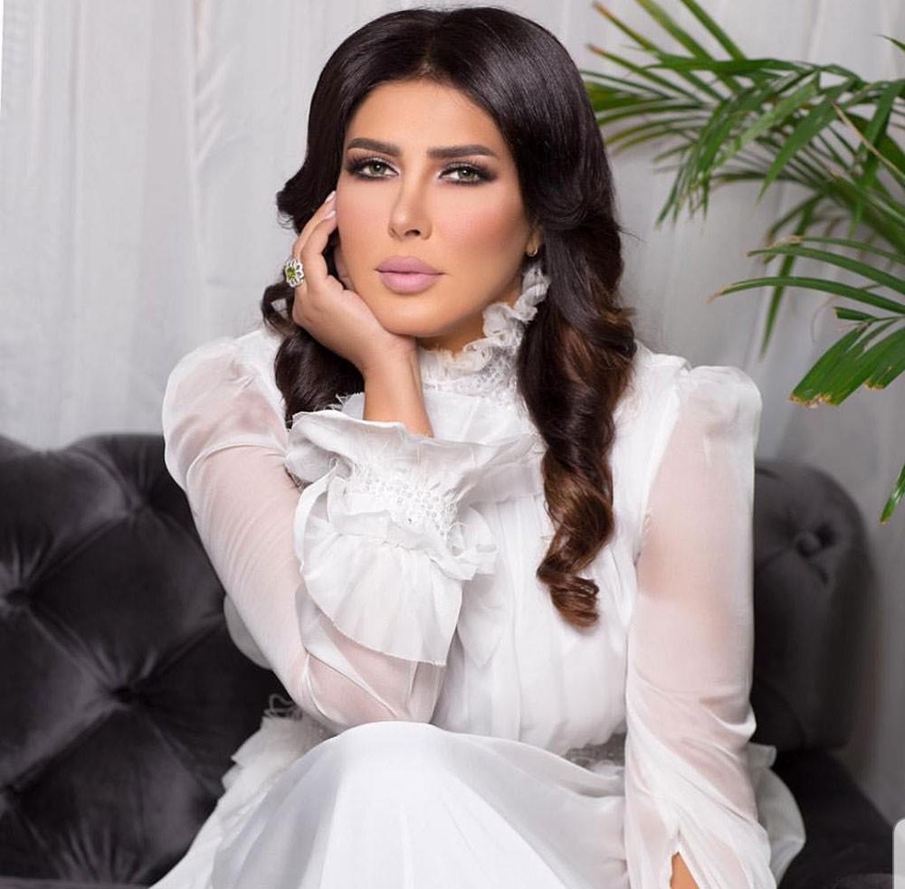 """زهرة عرفات في جولة خليجية تعيش نجاح مسلسل """" كان خالد"""""""