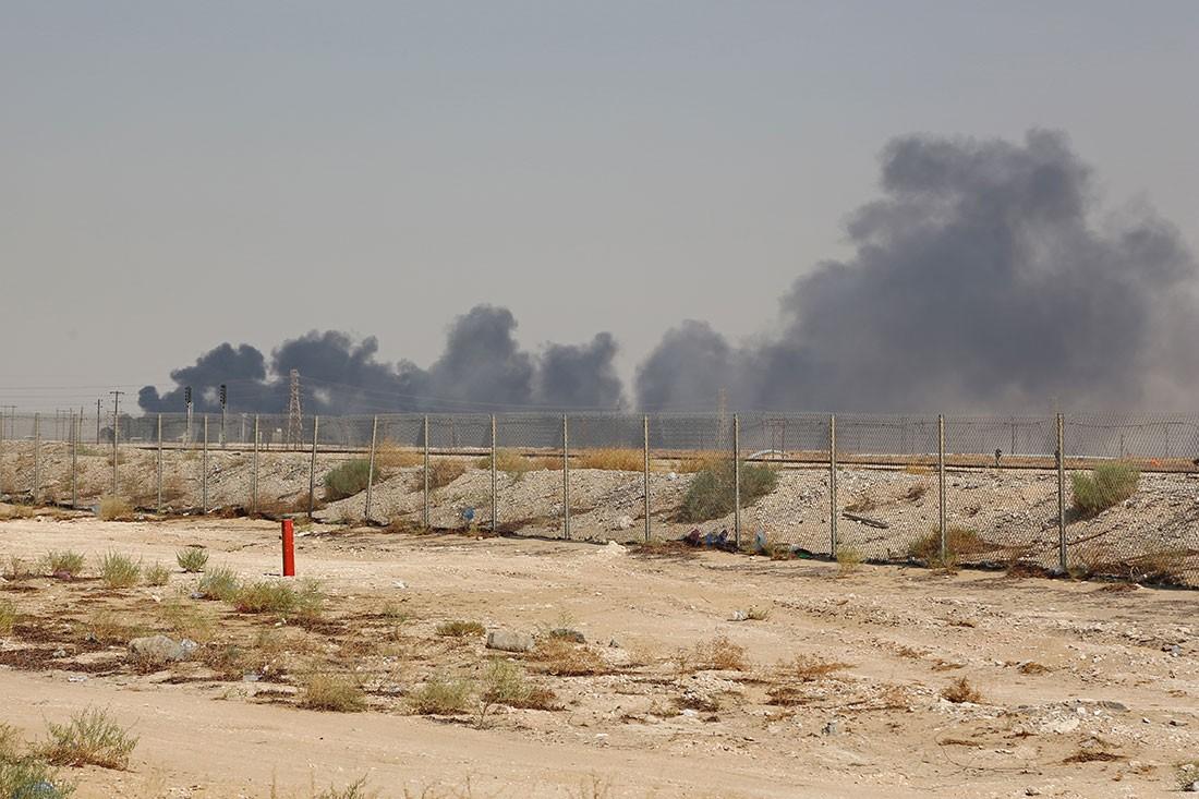 هجوم أرامكو.. غضب أميركي ورسالة من الناتو إلى إيران