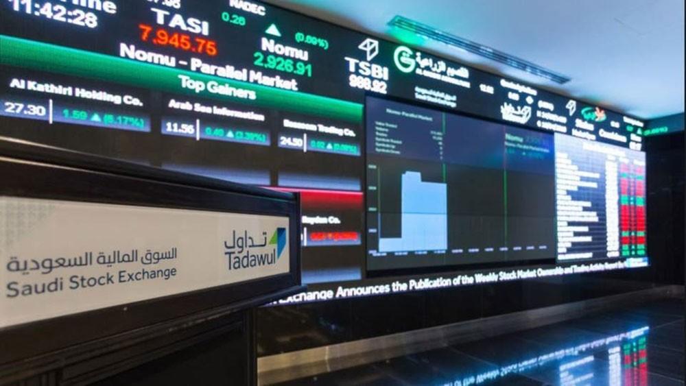 الأسهم السعودية تبدي تماسكاً أمام المخاطر الجيوسياسية