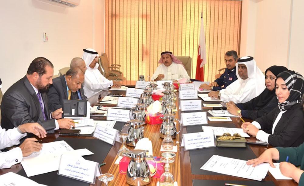 محافظة المحرق تعقد اولى اجتماعات المجلس التنسيقي