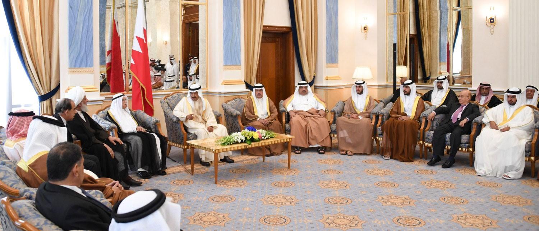 سمو رئيس الوزراء: كل إنجاز ونجاح يتحقق هو نتاج لتعاون ووحدة كلمة أبناء البحرين
