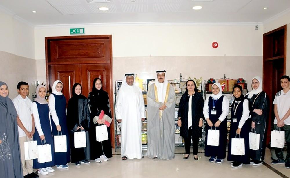 طلبة المملكة يفوزون بعشرة مراكز متقدمة في مسابقة الشيخة لطيفة بنت محمد آل مكتوم لإبداعات الطفولة