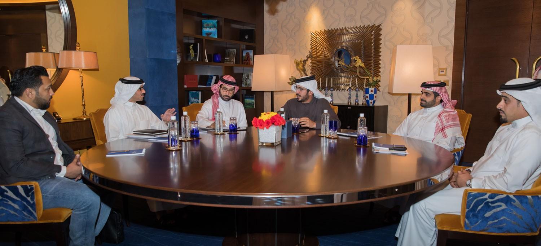 خالد بن حمد يترأس اجتماع اللجنة العليا لأسبوع بريف الدولي للقتال 2019