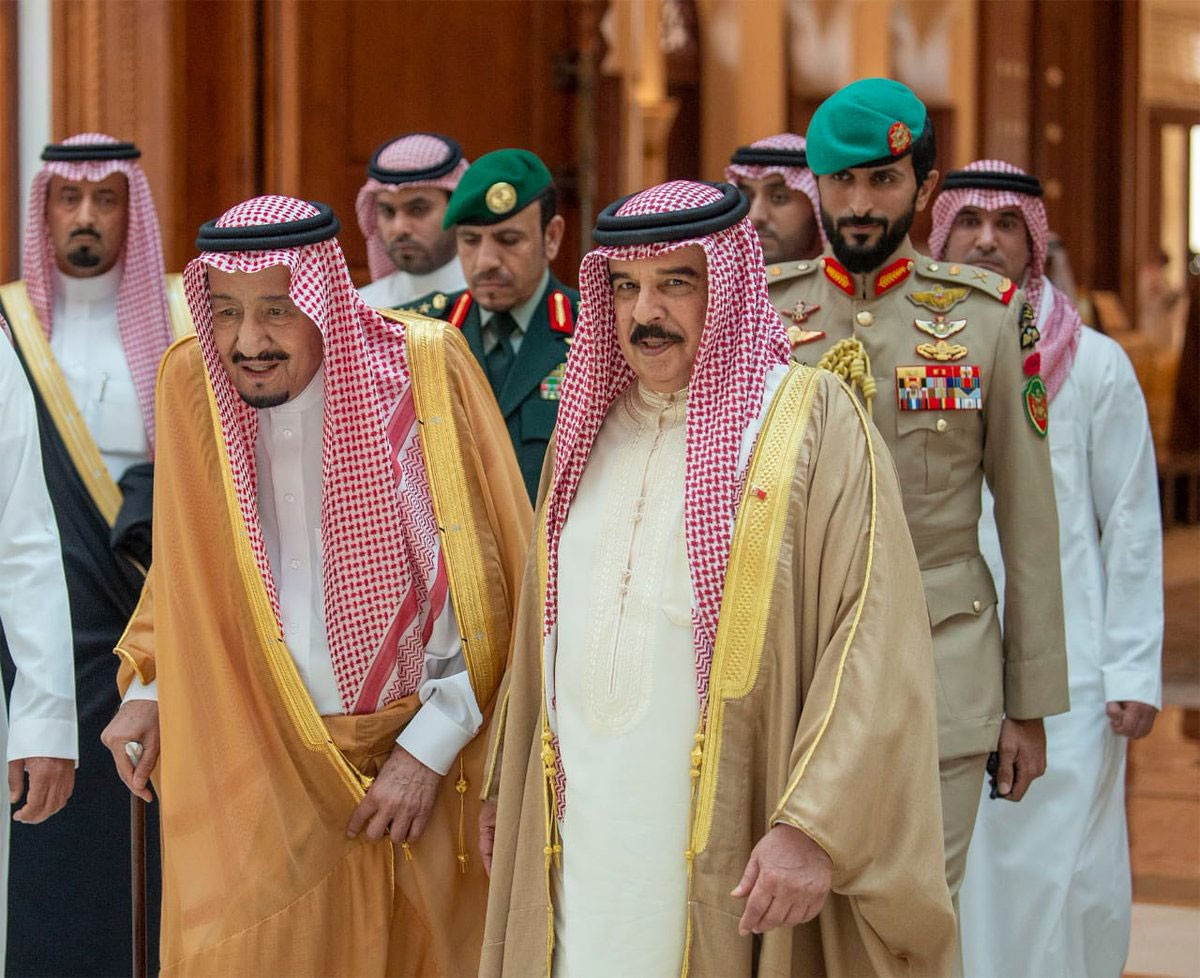 جلالة الملك يهنئ خادم الحرمين باليوم الوطني السعودي