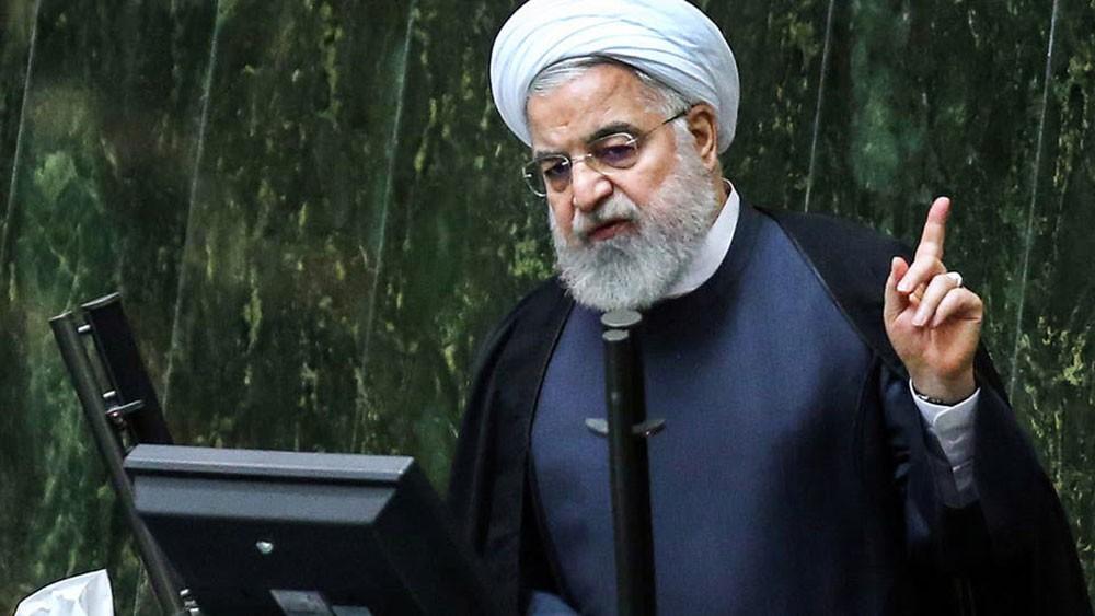 """روحاني: سنقدم إلى الأمم المتحدة """"خطة لأمن الخليج"""""""