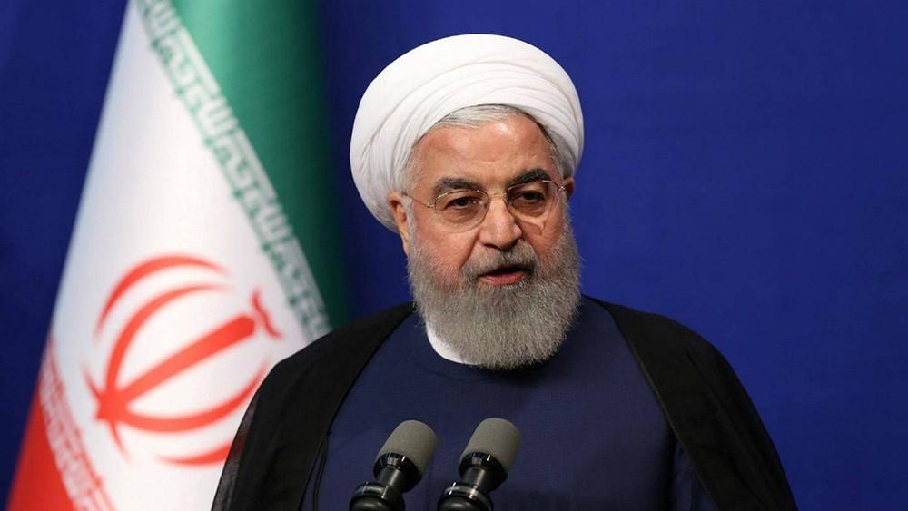 """روحاني يصل إلى نيويورك.. و""""القيود"""" تعرقل تنقلاته"""