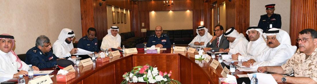 اللجنة الوطنية لمواجهة الكوارث تطلع على تقارير بشأن الجاهزية العامة للتعامل مع الأحداث الراهنة