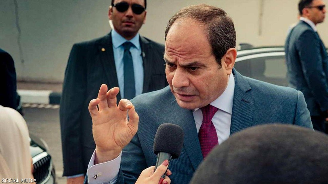 السيسي يبدي ثقته بنجاح مصر في مواجهة الإرهاب