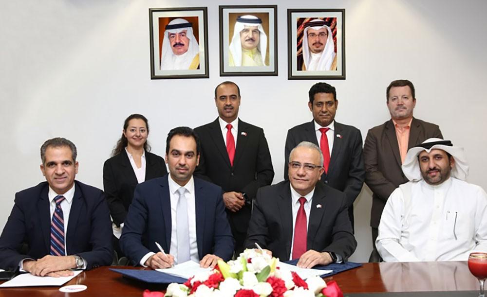 وزارة الصناعة تتعاقد مع ألبا لإنشاء مصنع معالجة وإعادة تدوير مخلفات الألمنيوم