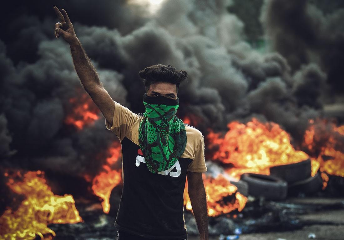 مظاهرات العراق.. الجيش يتأهب واجتماع طارئ للرئاسات الثلاث