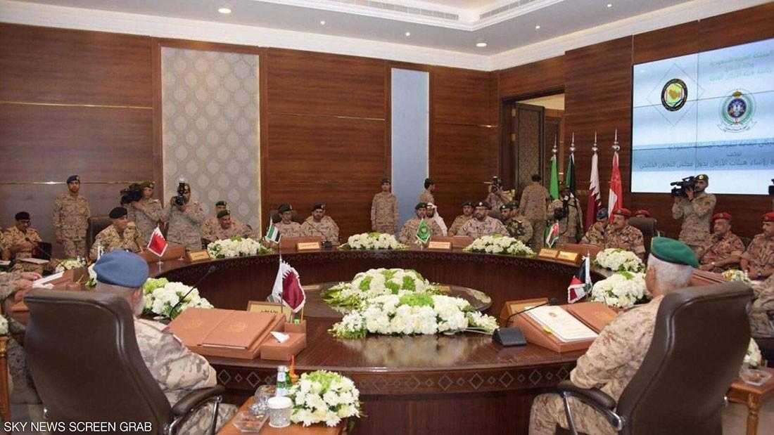 اجتماع استثنائي لرؤساء أركان دول مجلس التعاون في الرياض