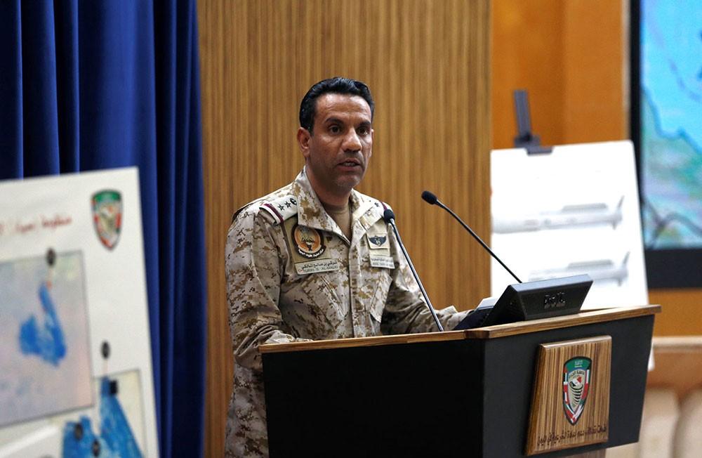 التحالف: ميليشيا الحوثي أطلقت باليستيين من صنعاء سقطا بصعدة