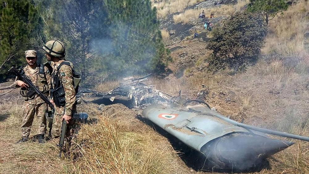 سلاح الجو الهندي يعترف بإسقاط إحدى طائراته