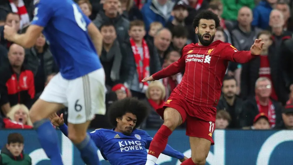 إصابة صلاح لن تعيقه عن اللعب أمام يونايتد