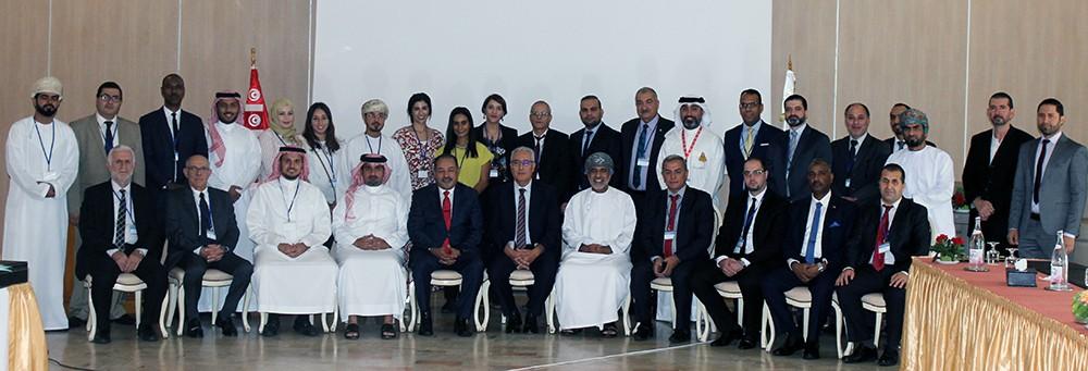 """""""تنظيم الاتصالات"""" تشارك في الاجتماع السنوي للشبكة العربية لهيئات تنظيم الاتصالات وتقنية المعلومات"""