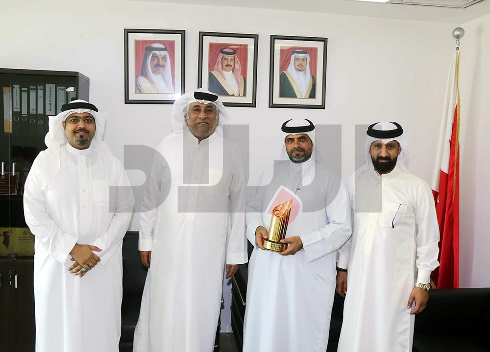 القصة الفائزة بجائزة خليفة بن سلمان تؤرشف براعة فريق الفرسان الإماراتي