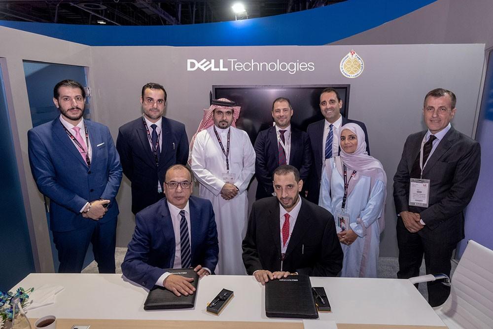"""جامعة البحرين  توقع مذكرة تفاهم مع """"دِل تكنولوجيز"""""""
