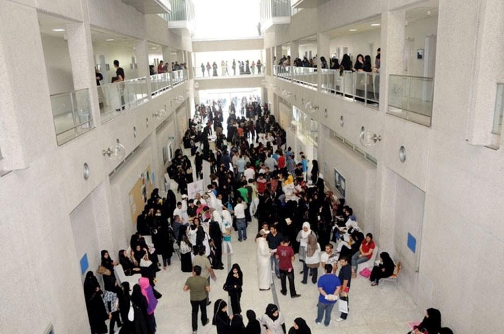 جامعة البحرين تفوز بجائزة أفضل مشروع تقني على المستوى الخليجي