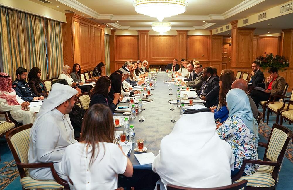 """""""الخارجية"""" تعقد الاجتماع التحضيري لفريق العمل المشترك بين البحرين والمملكة المتحدة"""