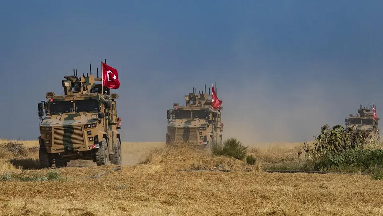 تركيا تبدأ عمليتها العسكرية في شمال شرق سوريا