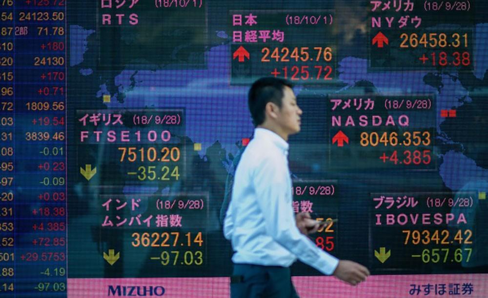 تراجع مؤشر نيكي 1.06% في بورصة طوكيو الصباحية