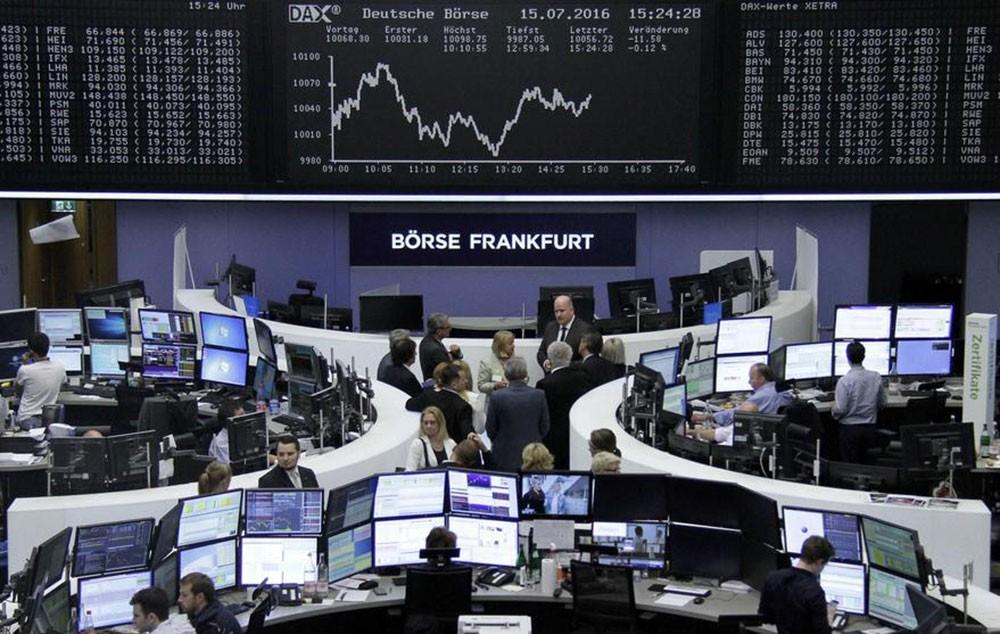 الأسهم الأوروبية ترتفع لتفاؤل بشأن التجارة وألمانيا تصعد 1%