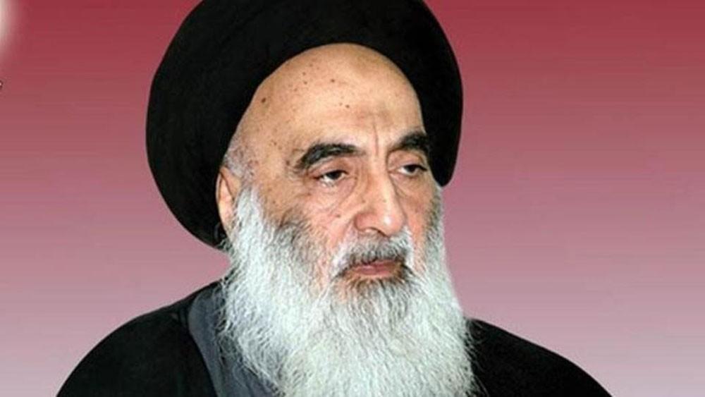 السيستاني: حكومة العراق وأجهزتها الأمنية مسؤولة عن دماء المتظاهرين