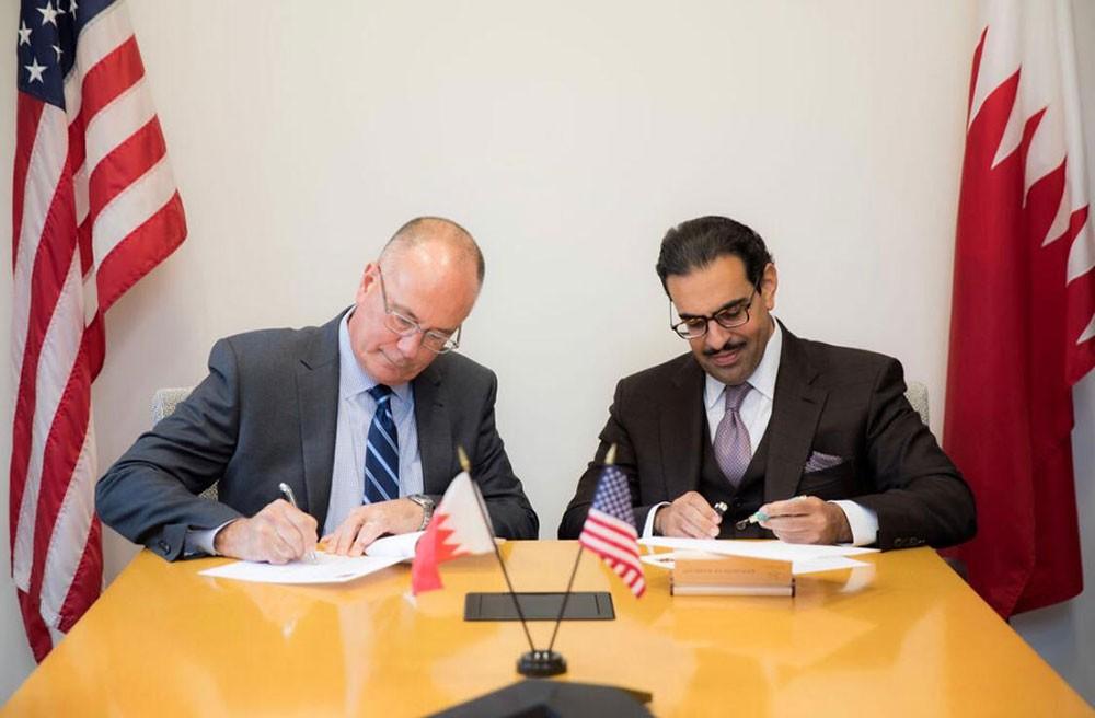 توقيع مذكرة تفاهم للتعاون في مجال التعليم العالي مع امريكا