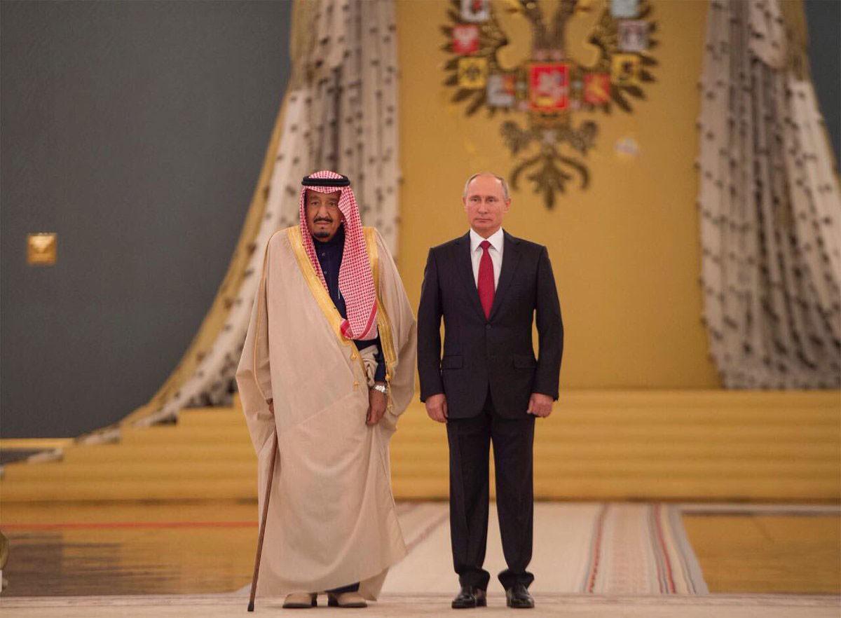 السعودية وروسيا ستوقعان 10 اتفاقيات بملياري دولار