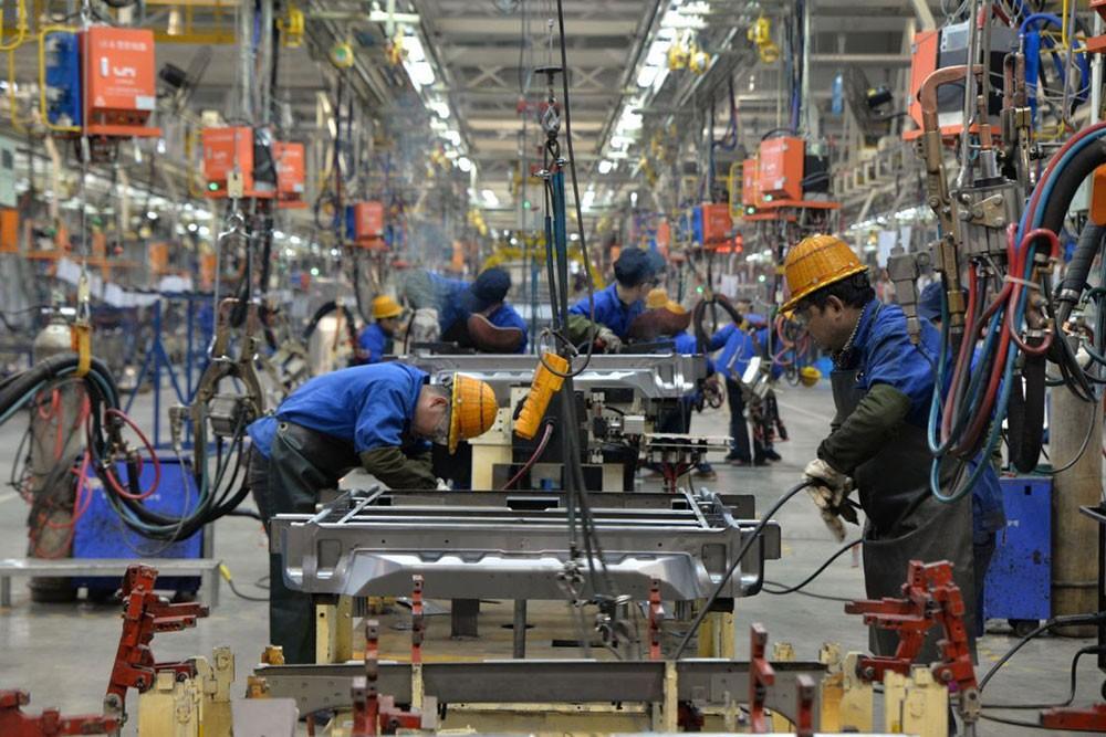 الناتج الصناعي للهند ينكمش بأسرع وتيرة في أكثر من ست سنوات