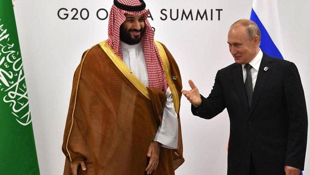 السعودية وروسيا.. علاقات استراتيجية وصفقات بالمليارات