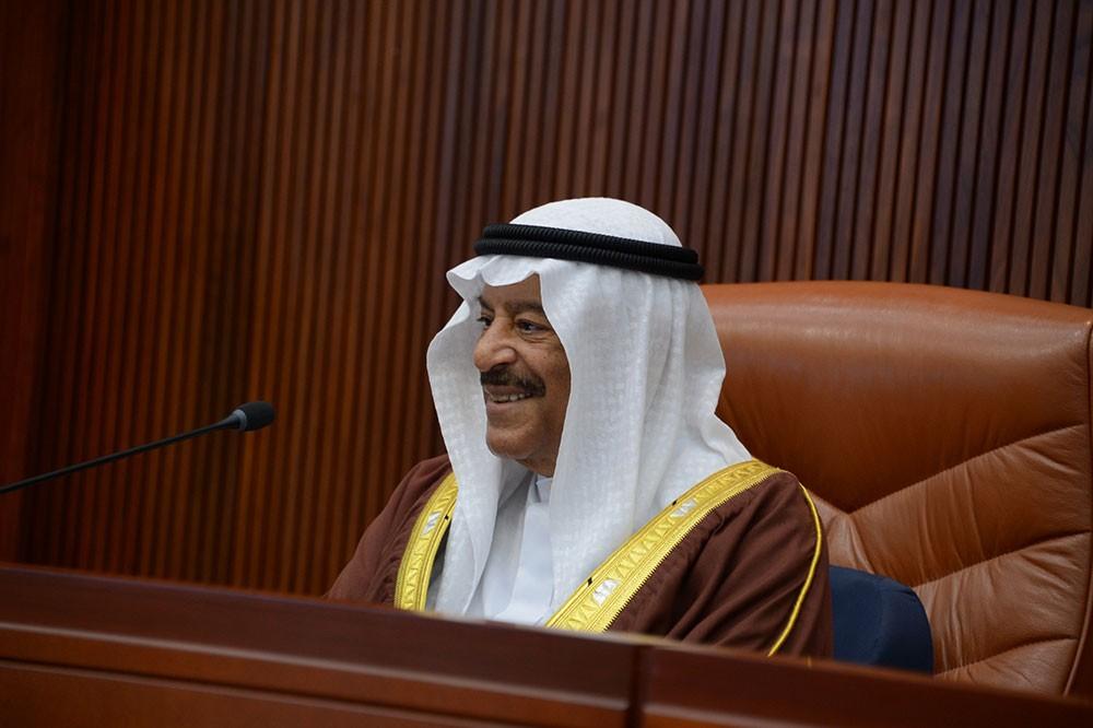 الصالح يؤكد على دعم مجلس الشورى لكل ما ورد في الخطاب السامي