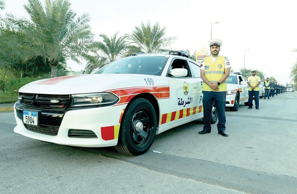 """""""المرور"""": اتخاذ إجراءات قانونية تجاه 103 سائقين نقلوا طلبة دون ترخيص"""