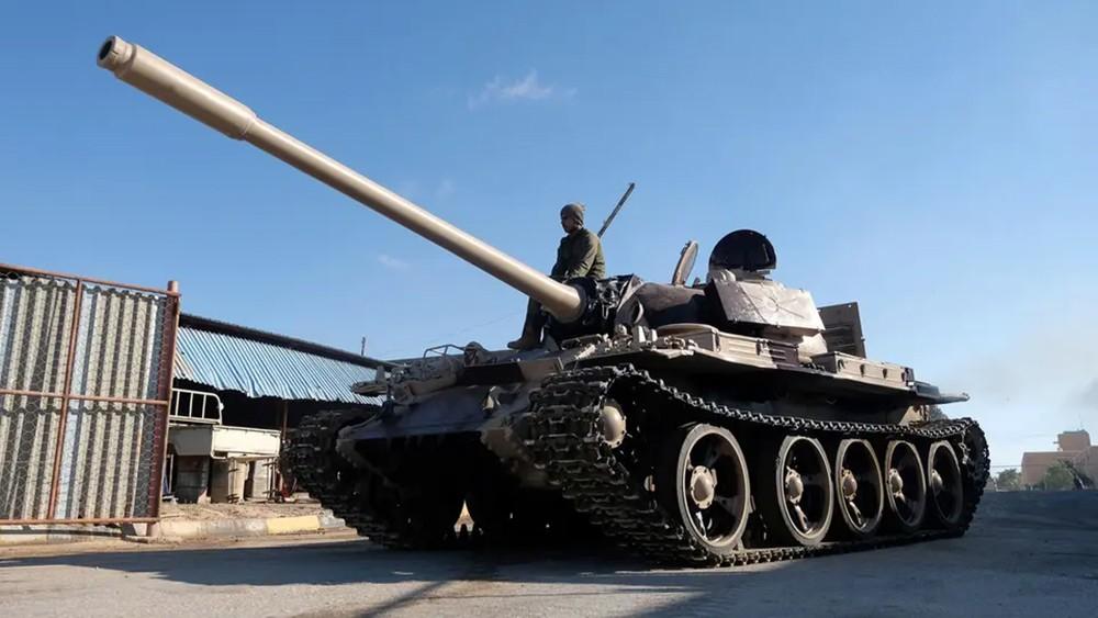 """ليبيا.. تدمير دفاعات جوية """"تركية"""" في مصراتة"""