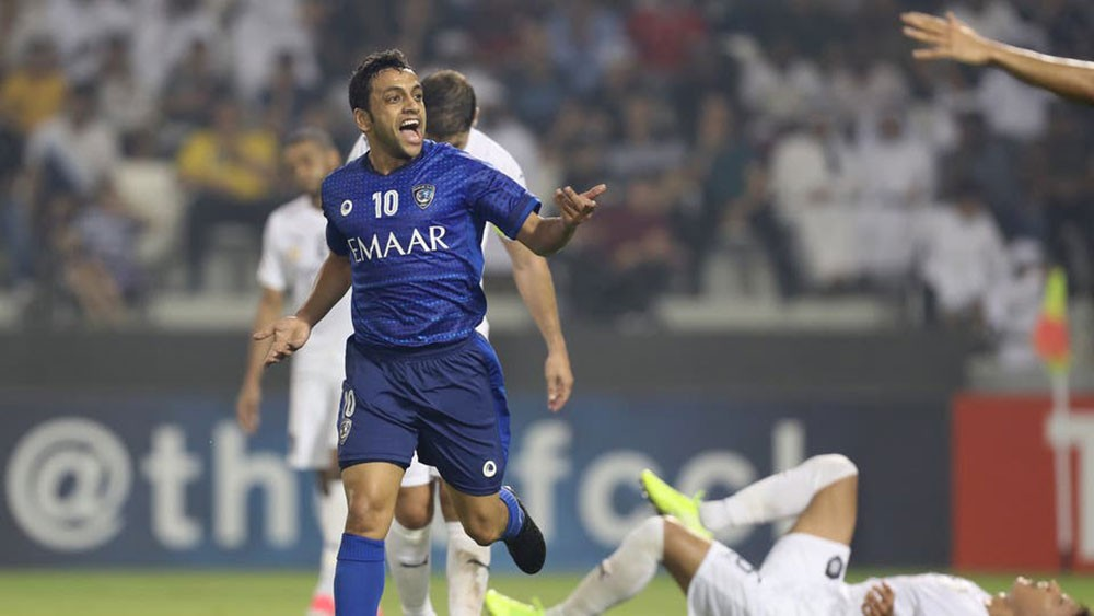 الهلال على بعد 90 دقيقة من بلوغ نهائي دوري أبطال آسيا