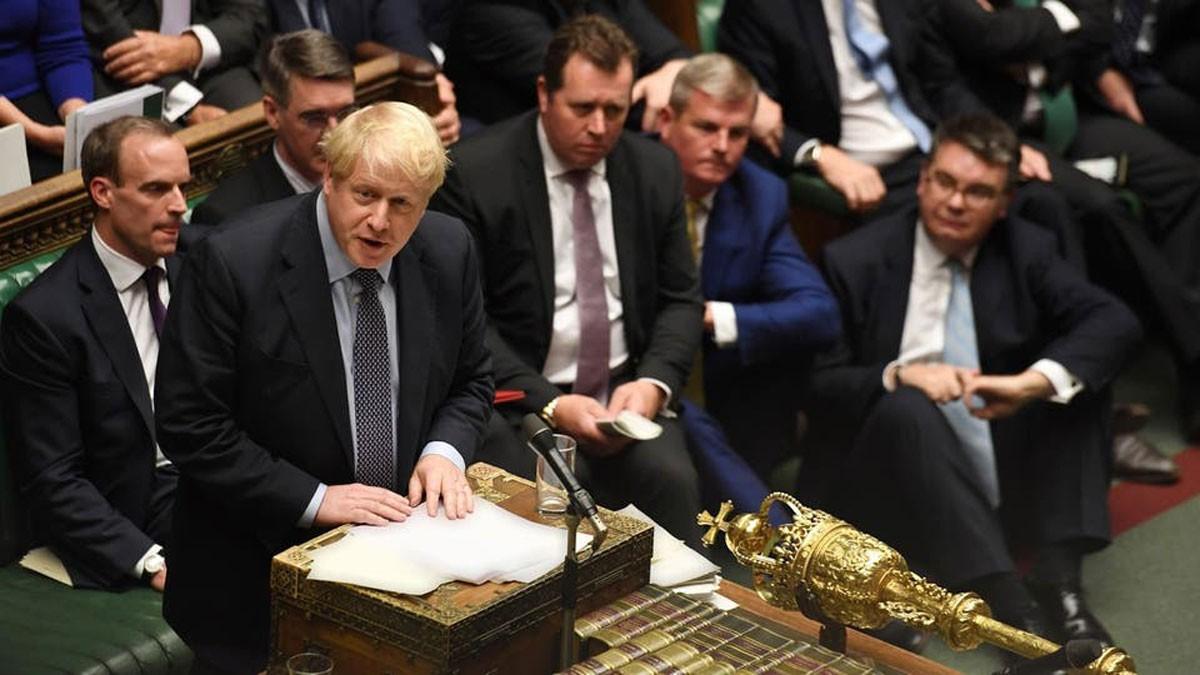 رئيس البرلمان البريطاني يرفض التصويت على اتفاق بريكست