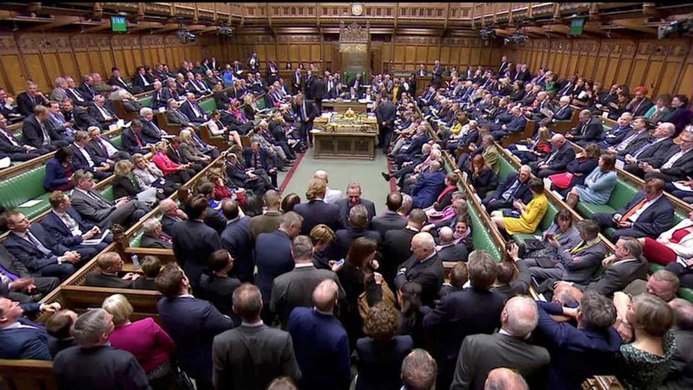 البرلمان البريطاني يوافق على بريكست