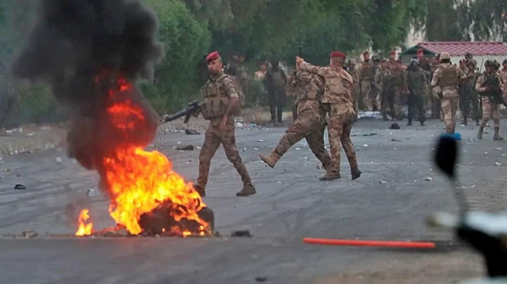بعد تقرير قنص متظاهري العراق.. تخوف من غضب مضاعف