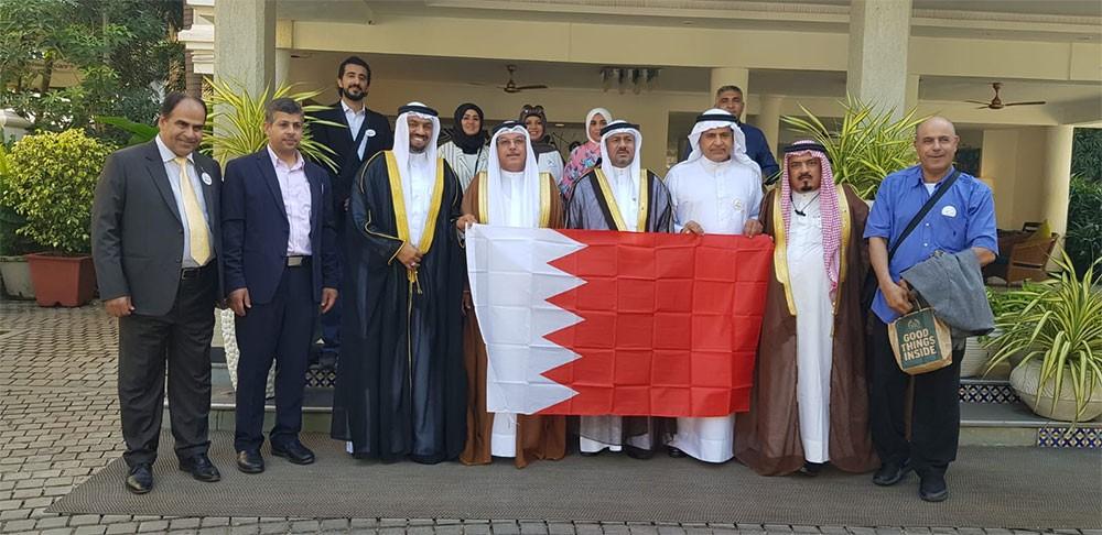 وفد تجاري بحريني برئاسة الديري يختتم زيارة ناجحة غوّا الهندية