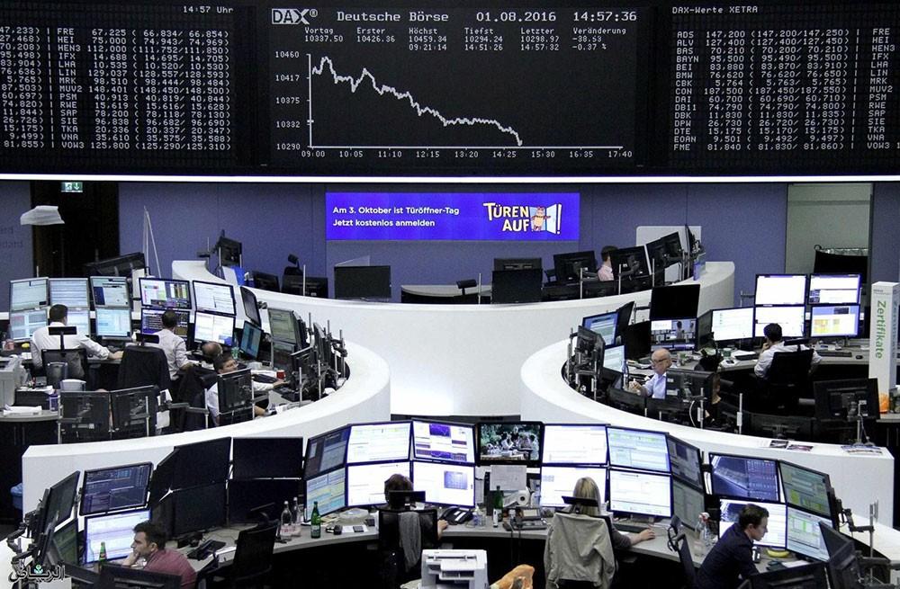 ارتفاع طفيف للأسهم الأوروبية وسط نتائج متباينة للشركات