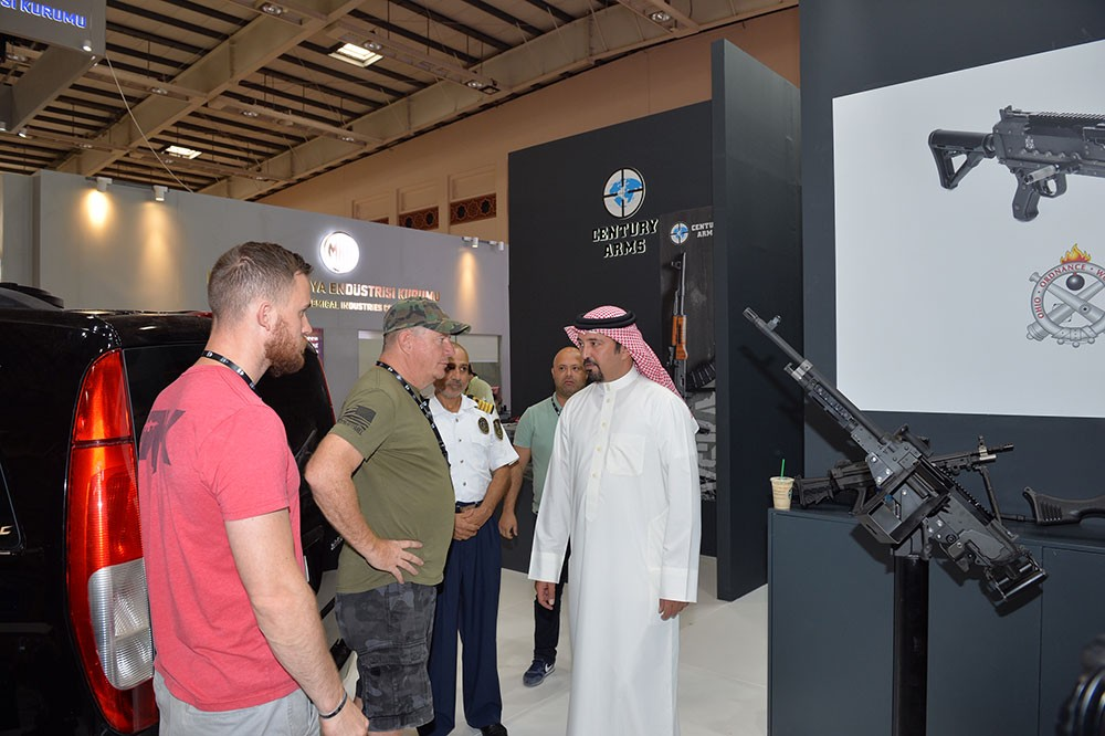 رئيس الجمارك يشيد بدور معرض بايدك 2019 لتعزيز مكانة البحرين الاقتصادية